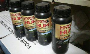 کود هیومیک اسید اسپانیایی